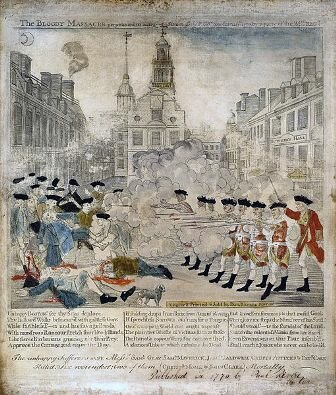 Facts about the Boston Massacre - Boston massacre