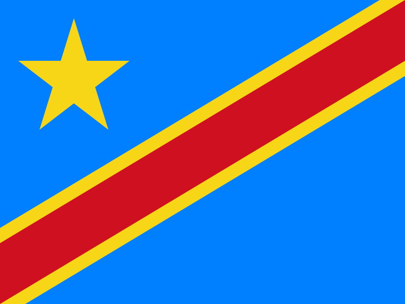 Facts 2 Flag Republic of Congo