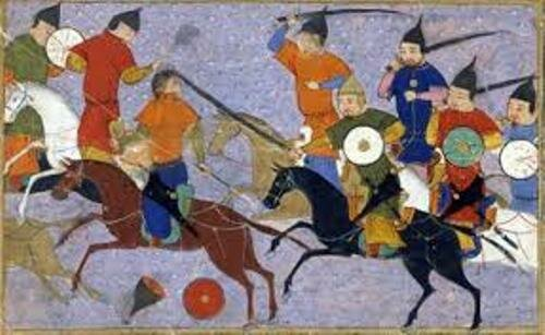Facts about The Mongols