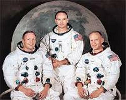 Moon Landing Crew
