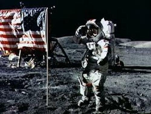 Moon Landing Pic