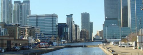 The London Docklands Pic