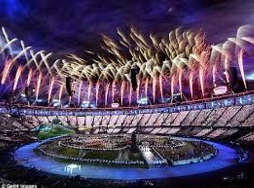 The London Olympics 2012 Event