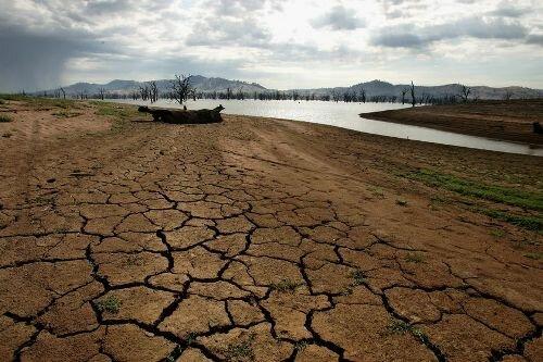 Murray Darling Basin Drought
